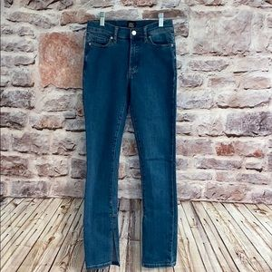 BDG twig/mid rise jeans